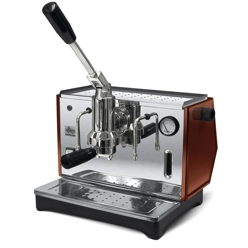 Macchina da Caffe TABACCO Bar Lusso a Leva 1 Gruppo per cialde o caffe macinato 1000 watt