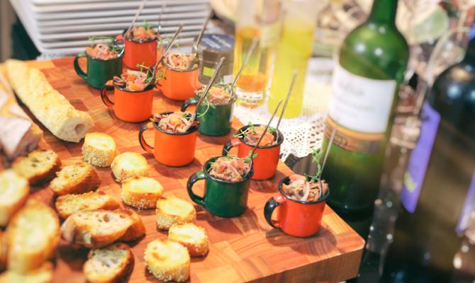 Come organizzare un aperitivo in terrazza  wwwstileit