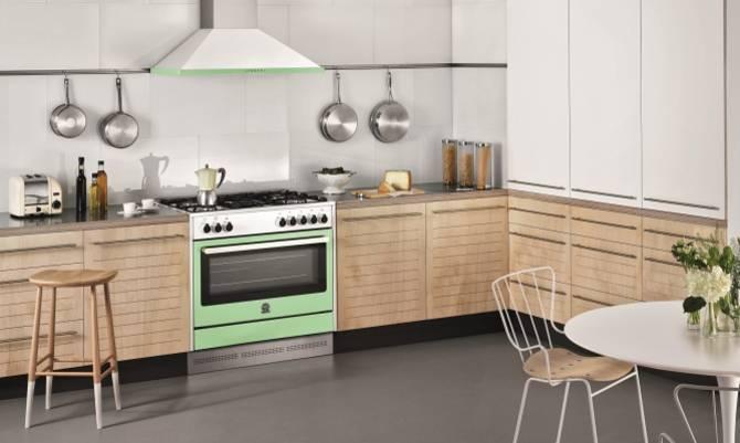 Gli anni 60 rivivono in cucina