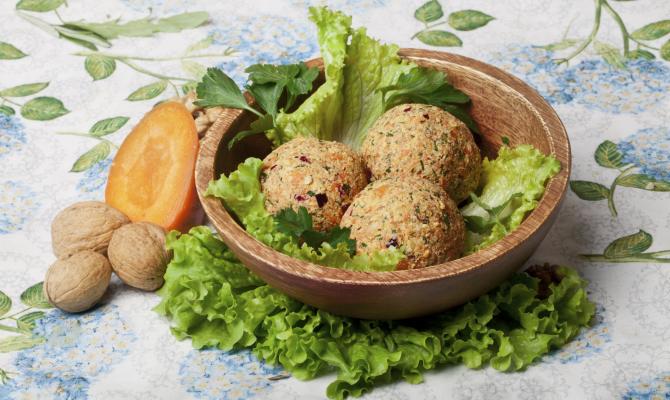 Golosit vegan dalla cucina turca  wwwstileit