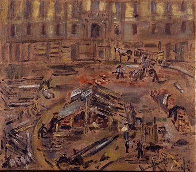 De Pisis en Voyage Roma Parigi Londra Milano Venezia