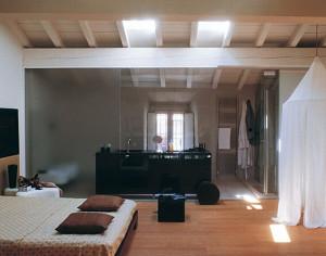 Open Space realizzare la camera da letto con bagno  Blog