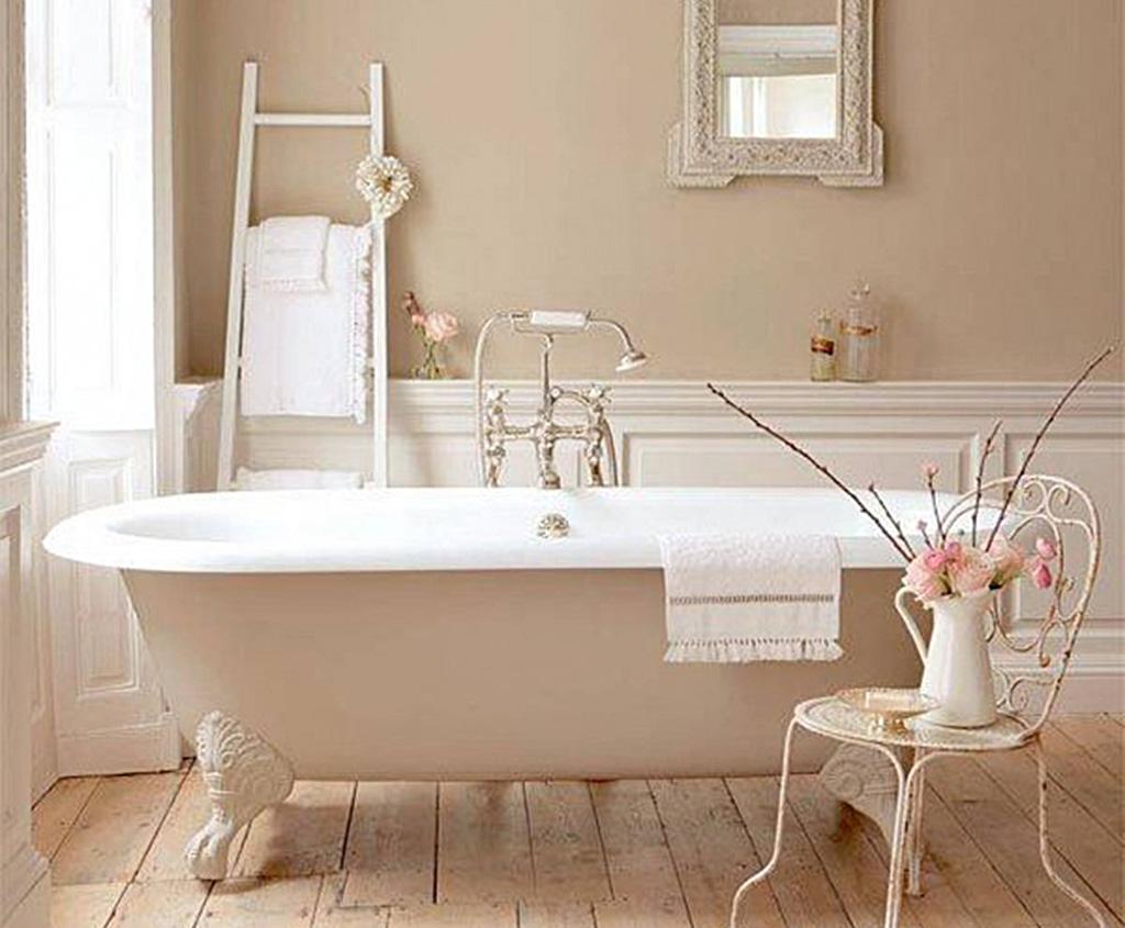 Stile Shabby Chic per il bagno arredarlo con mobili e accessori  Blog Stile Bagno