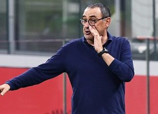 Sarri accuse un black-out général de la part de la Juventus, permettant au Milan de revenir au score