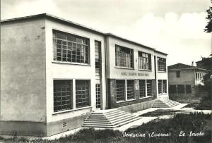 La scuola come era subito dopo guerra