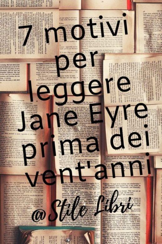 7 motivi per leggere Jane Eyre
