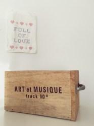 Typberatung Full of Love Art et Musique