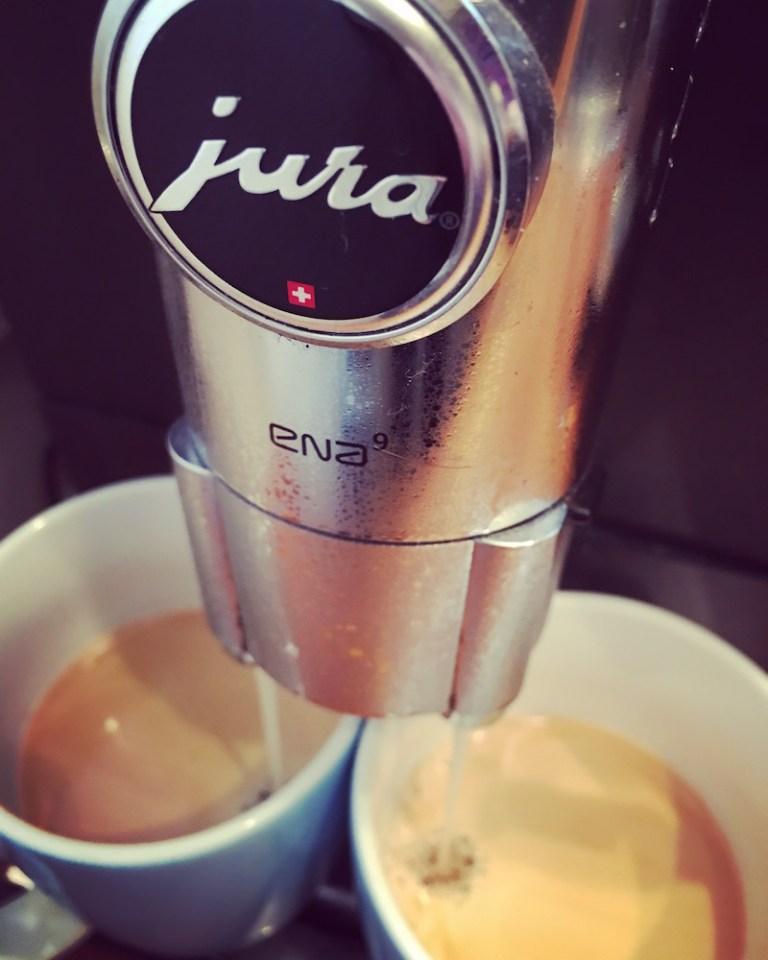 Kaffee mit Geschmack bei der Typberatung in Nürnberg