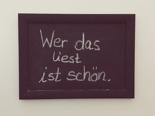 Deko Stil in Nürnberg. Wer das liest ist schön.