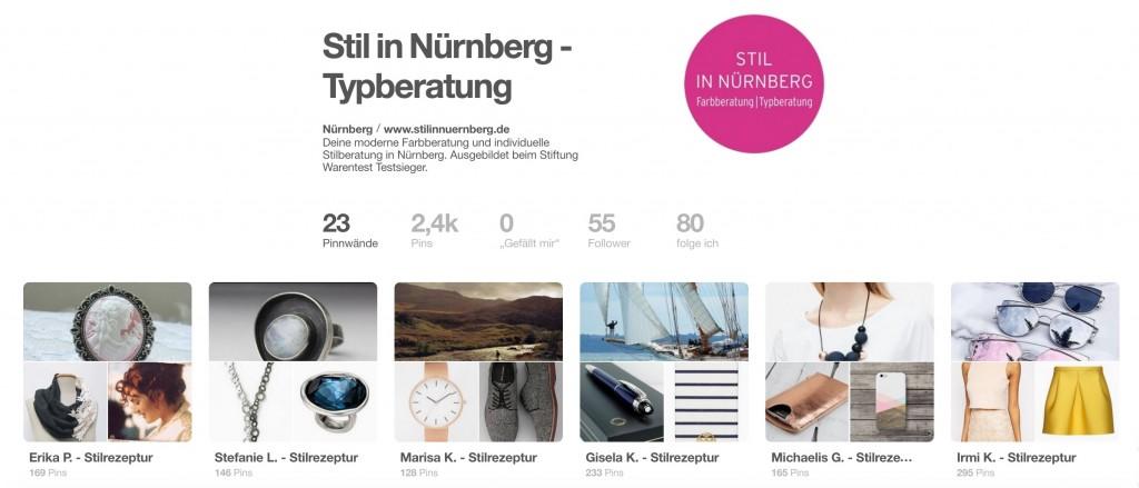 Stil in Nürnberg bei Pinterest