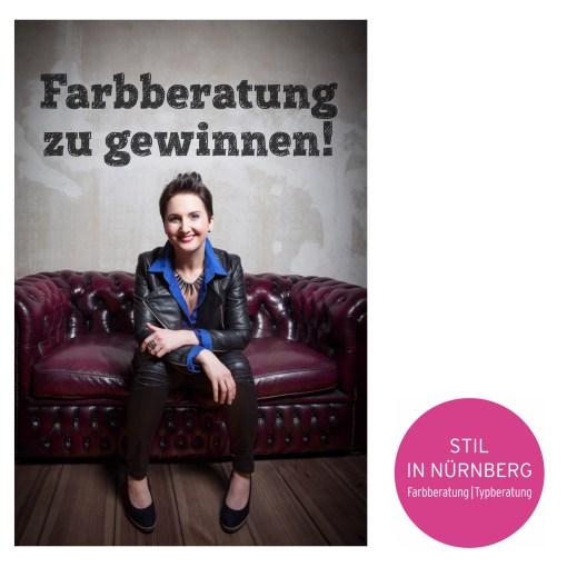 Farbberatung Typberatung in Nürnberg zu gewinnen