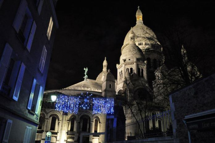 Romantisches Montmartre Paris