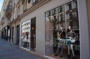 Maje outlet store Paris