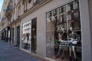 Maje outlet store Paris