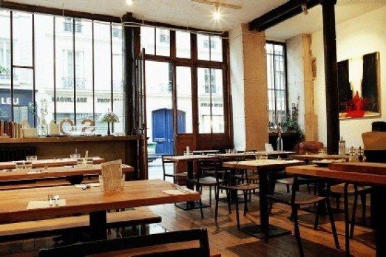 Los mejores restaurantes vegetarianos y veganos de París