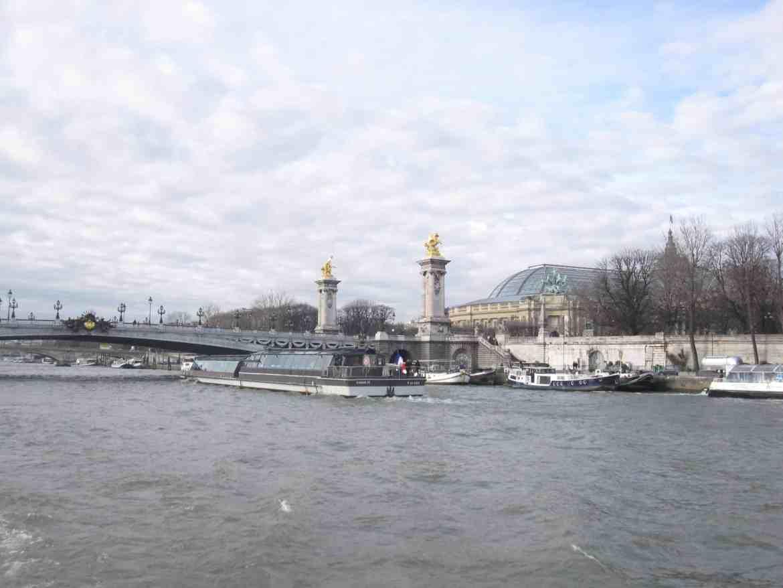 Valentin crucero Paris