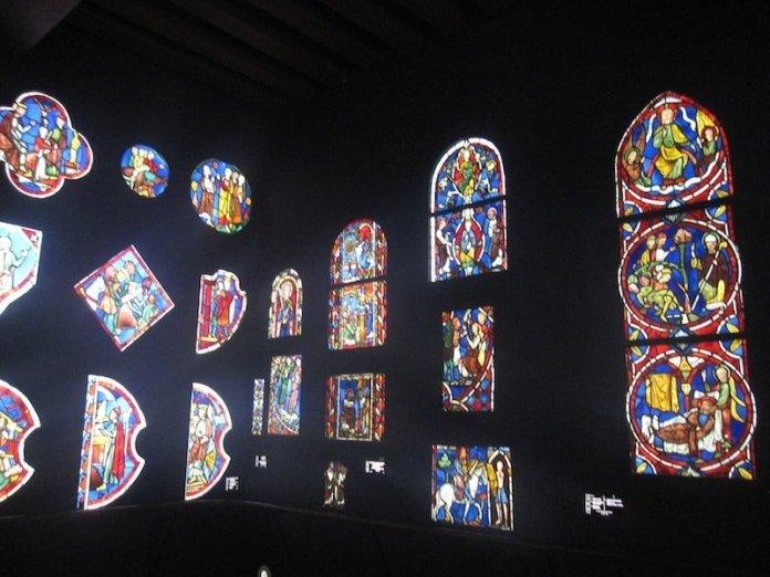 Dentro del Museo Medieval de París - Barrio Latino de París