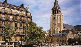Saint Germain des Prés Paris