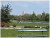 Vincennes Park in Paris