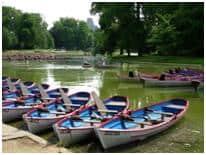 Sport in Paris - Vincennes lake