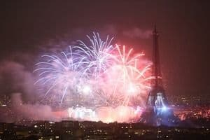Celebrate July 14th 2019, Bastille Day in Paris: parade, firework