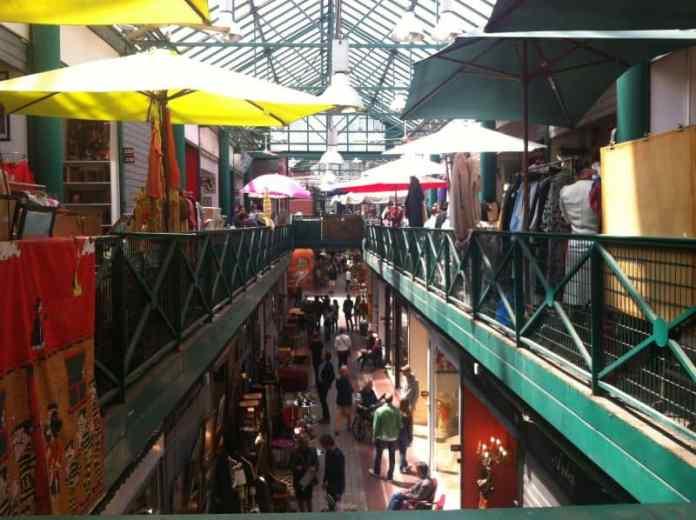 Paris Saint Ouen Flohmarkt