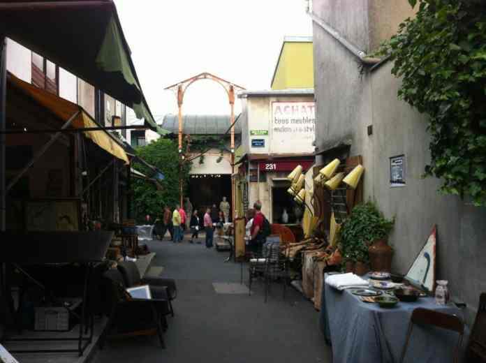 Mercadillos de París: Saint Ouen, Aligre, Montreuil