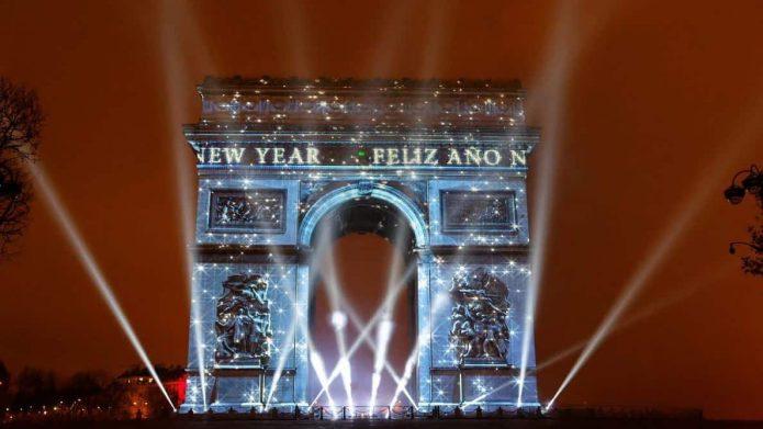 Parijs op oudejaarsavond 2019/2020: Oud en Nieuw, Feesten, diner, cruises, vuurwerk