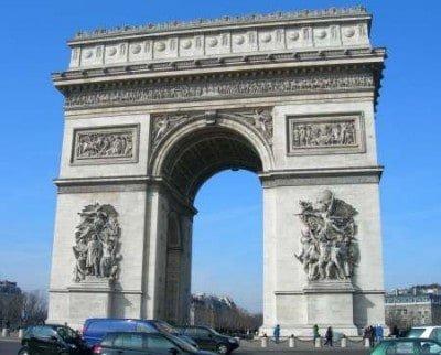 Arco del Triunfo - París