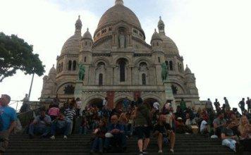 Sacré Coeur Basilica - Paris
