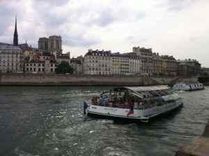 Batobus river shuttle