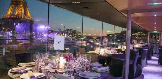 파리에서 보내는 2020 년 송년의 밤 크루즈