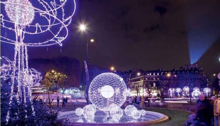 Christmas Lights In Paris.Christmas In Paris 2019 Christmas Markets Illuminations
