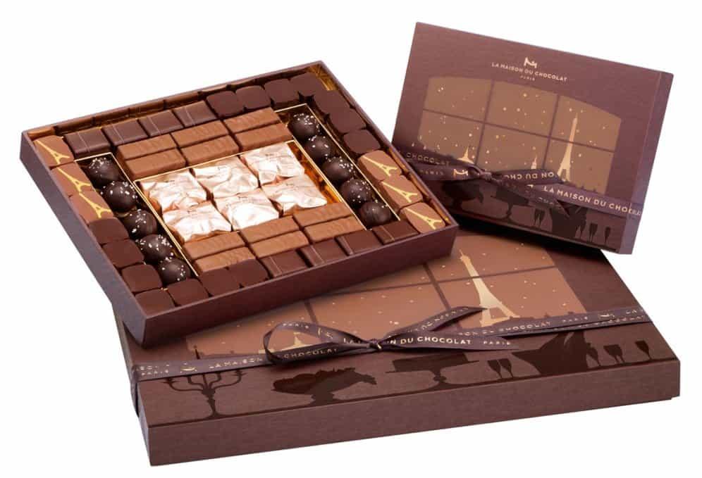 Chocolate in Paris