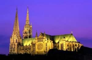 Chartres 샤르트르 대성당