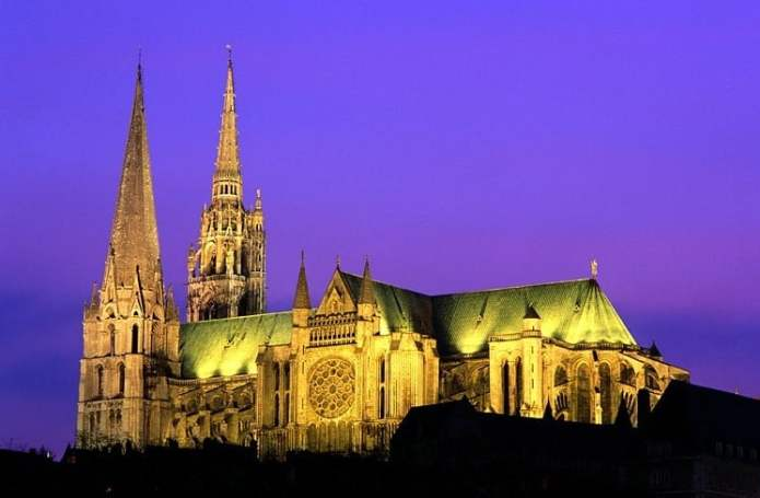 Chartres Cathedral - day trip from Paris