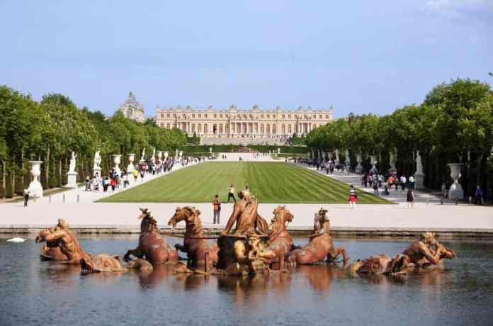 Day trip to the Palace of Versailles from Paris