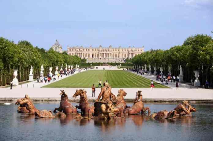 Excursión al Palacio de Versalles: Como llegar, que ver, precio,tours