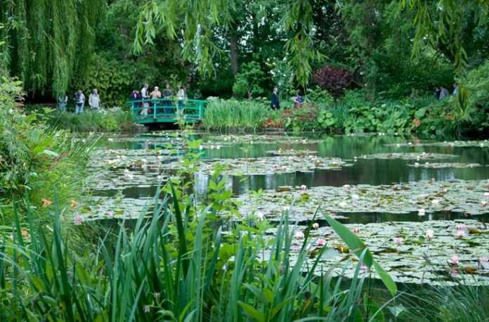 Casa de Monet y su jardín en Giverny