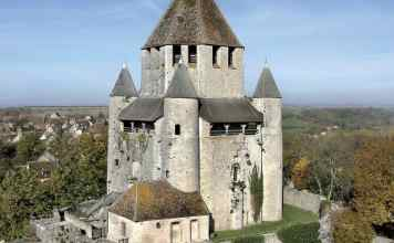 Provins a medieval city a 1 hour from Paris