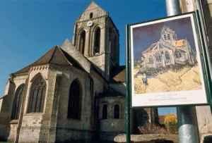 Auvers sur Oise- impressionist excursion