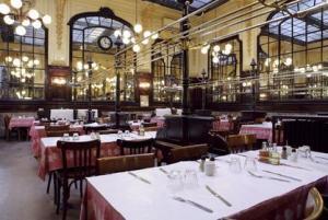 Bouillon Chartier - Typical Brasserie in Paris