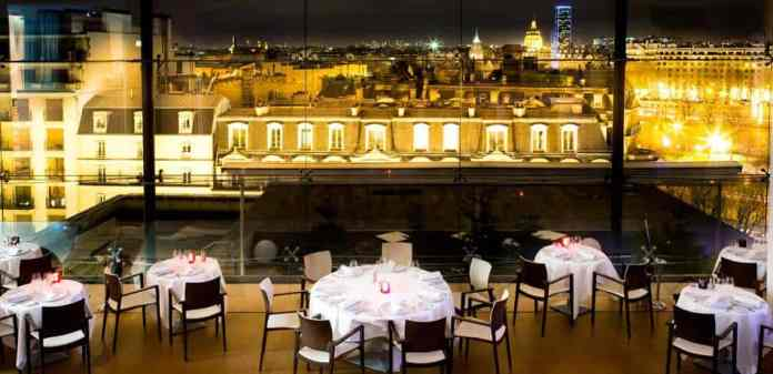 Restaurants for Christmas dinner in Paris 2019