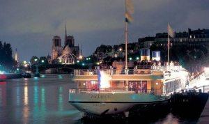 Crucero de Año Nuevo VIP Yacht de Paris