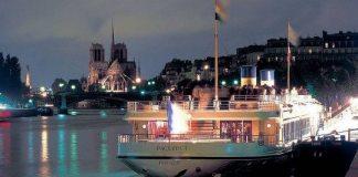 Yacht de Paris VIP Silvesterkreuzfahrt