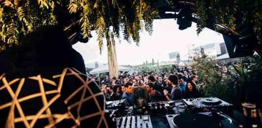 Nuba Rooftop Club - Paris