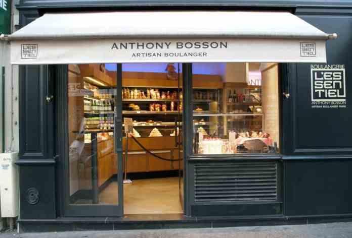 Essentiel Bakery in Paris