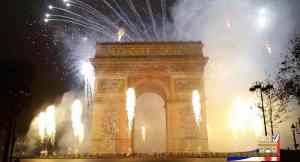 New Years Eve in Paris-2019