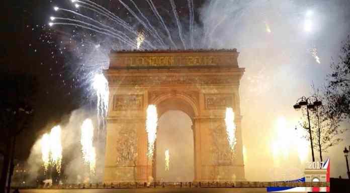 Nochevieja en París- Año Nuevo en París -2017
