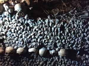 Paris Catacombs Visit